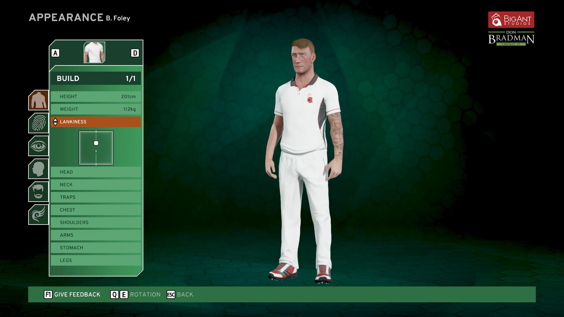 Don Bradman Cricket 17 Demo on Steam