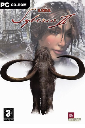 Syberia II poster image on Steam Backlog