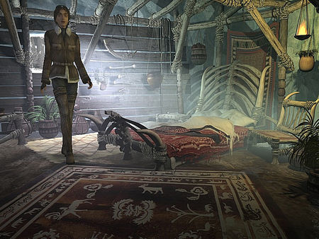 скриншот Syberia II 5
