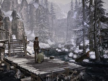 скриншот Syberia II 4