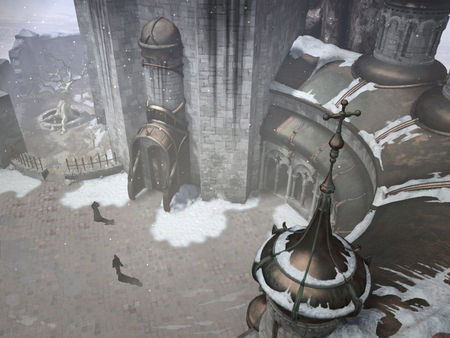 скриншот Syberia II 2