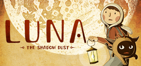 LUNA The Shadow Dust [PT-BR] Capa
