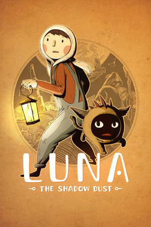 LUNA The Shadow Dust poster image on Steam Backlog