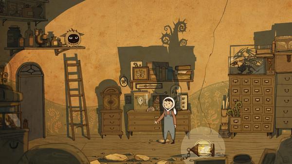 Capture d'écran n°6 du Jeu LUNA The Shadow Dust