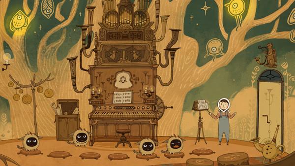 Capture d'écran n°1 du Jeu LUNA The Shadow Dust