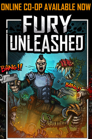 Fury Unleashed poster image on Steam Backlog