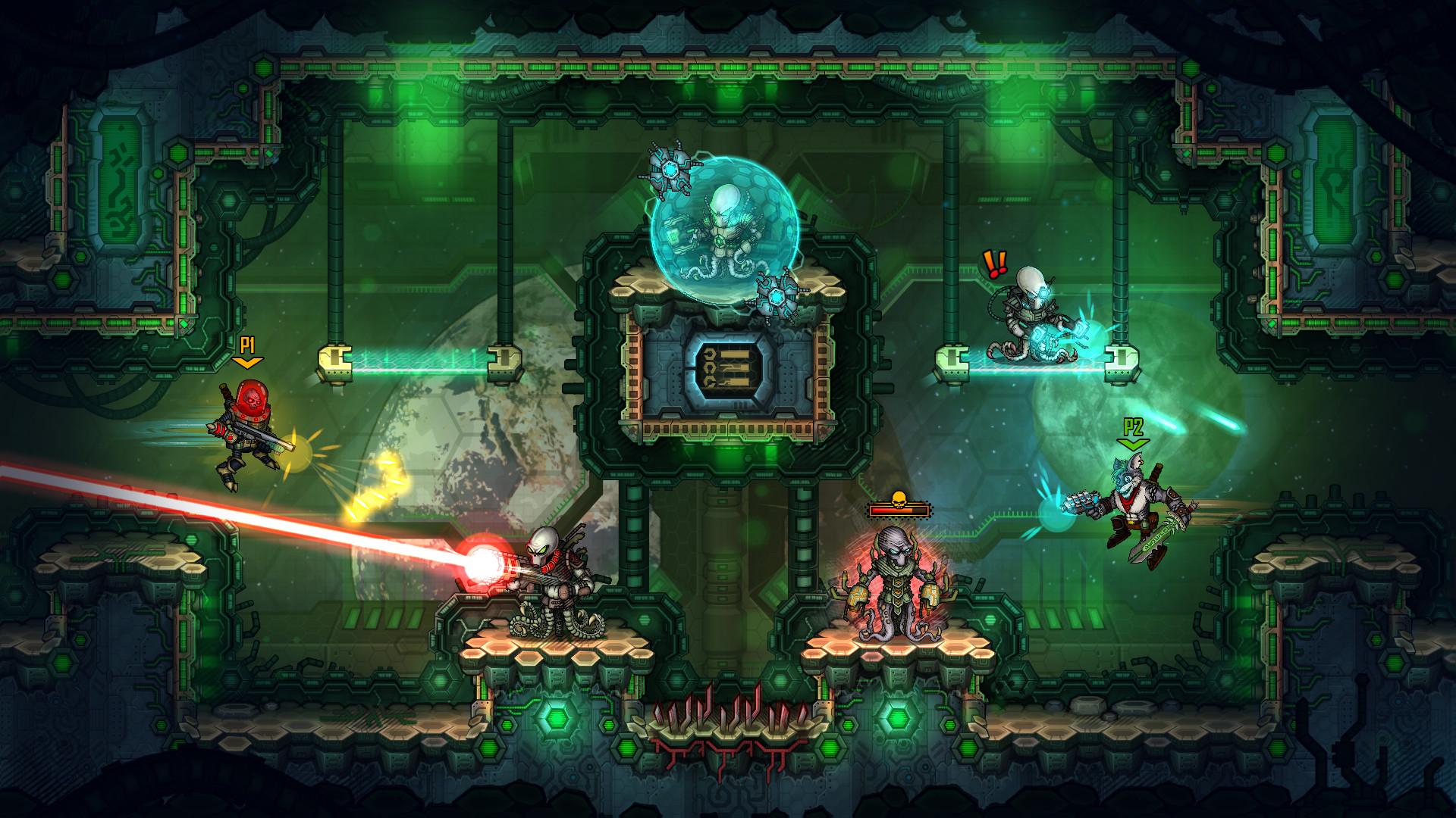 Fury Unleashed Screenshot 3