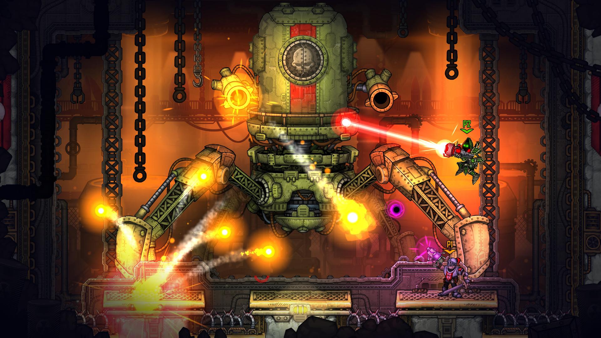 Fury Unleashed Screenshot 2