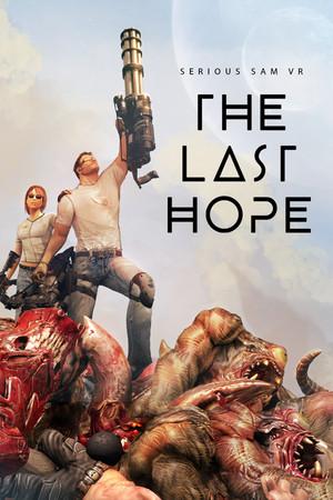 Serious Sam VR: The Last Hope poster image on Steam Backlog