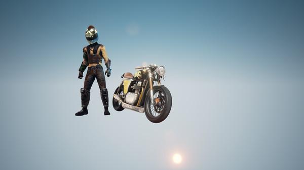 скриншот Moto Racer 4 - Skewer 0