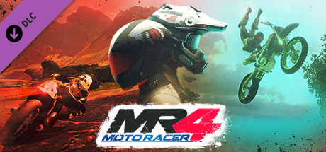 Moto Racer 4 - Space Dasher