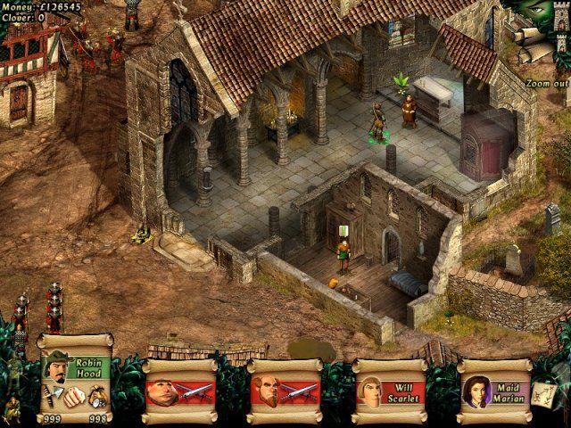 Gra Robin Hood Rollenspiele & Tabletops Spiele