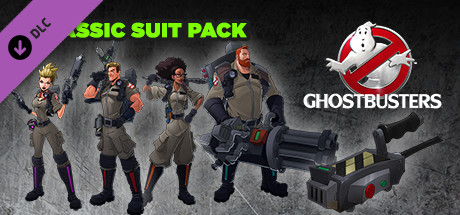 ghostbusters classic suit pack on steam