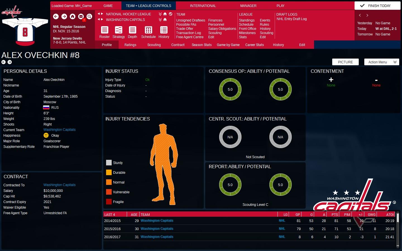 Franchise Hockey Manager 3 Screenshot 3