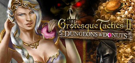 Купить Grotesque Tactics 2 – Dungeons and Donuts