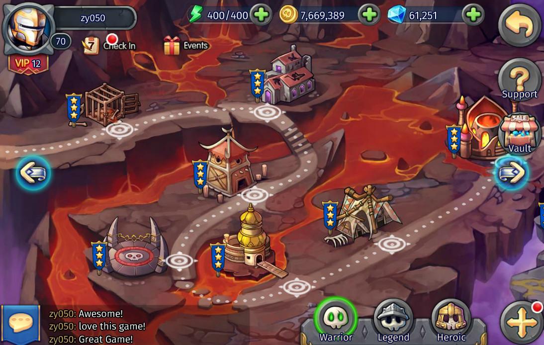 Heroes Tactics on Steam