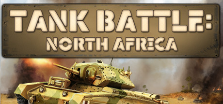 Tank Battle: North Africa cover art