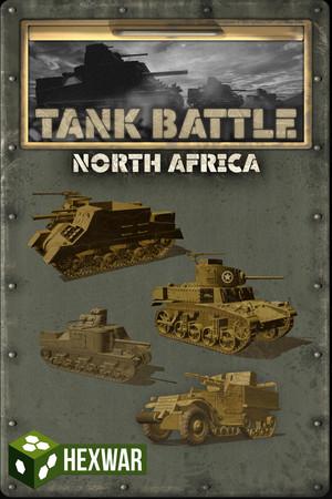 Tank Battle: North Africa poster image on Steam Backlog