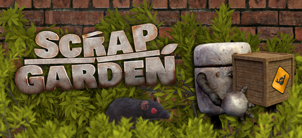 scrap garden is a charming puzzle platformer about the adventures of canny a lonely robot who awakens in a post apocalyptic world to find all other robots - Scrap Garden