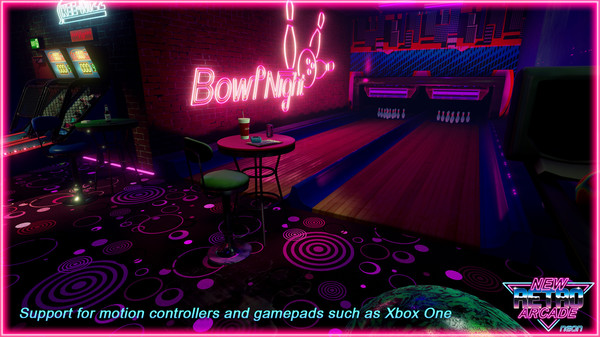 New Retro Arcade: Neon Screenshot