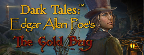 Dark Tales: Edgar Allan Poe's The Gold Bug Collector's Edition - 黑暗传奇 4:爱伦坡之金甲虫 收藏版