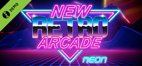 New Retro Arcade Neon Demo