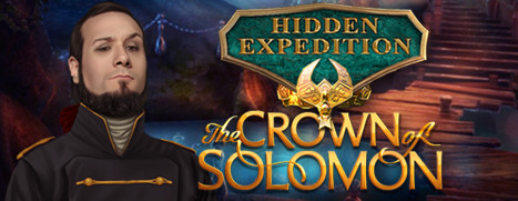 Hidden Expedition: The Crown of Solomon Collector's Edition - 探秘远征 7:所罗门之冠 收藏版