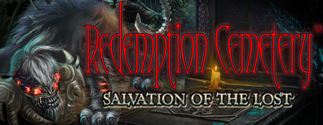 Redemption Cemetery: Salvation of the Lost Collector's Edition - 救赎墓园 4:失落的救世主 收藏版