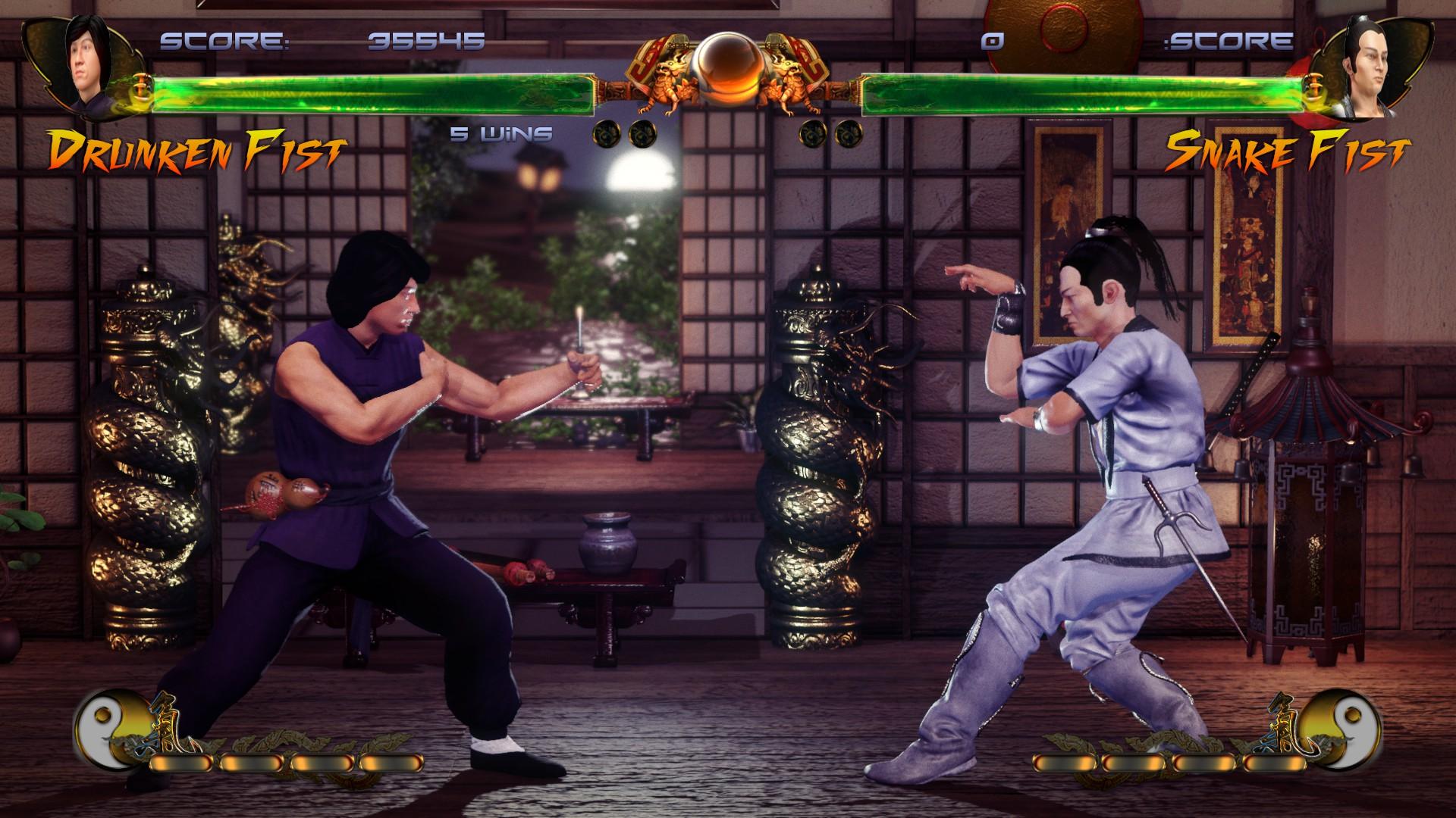 Shaolin Games