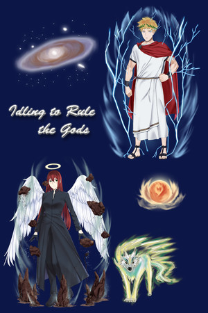 Idling to Rule the Gods poster image on Steam Backlog
