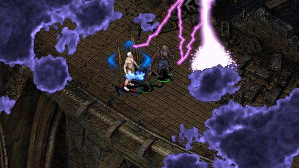 Скриншот №14 к Planescape Torment Enhanced Edition