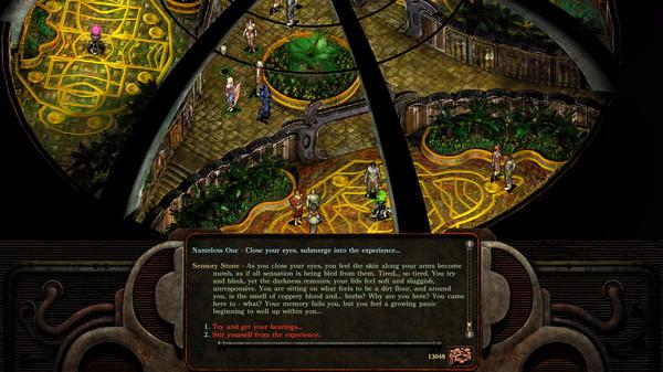 Скриншот №10 к Planescape Torment Enhanced Edition