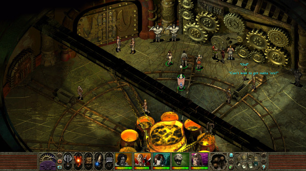 Скриншот №13 к Planescape Torment Enhanced Edition