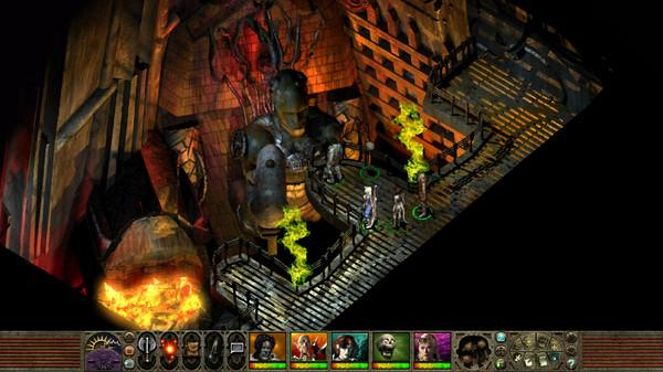 Скриншот №2 к Planescape Torment Enhanced Edition