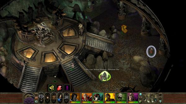 Screenshot of Planescape: Torment: Enhanced Edition