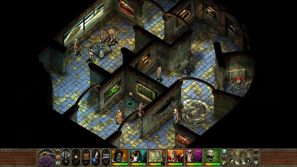 Скриншот №5 к Planescape Torment Enhanced Edition