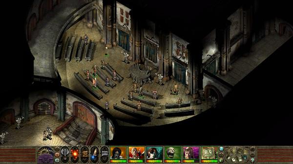 Скриншот №11 к Planescape Torment Enhanced Edition