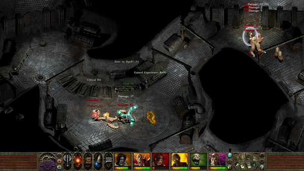 Скриншот №12 к Planescape Torment Enhanced Edition