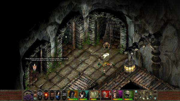 Скриншот №9 к Planescape Torment Enhanced Edition