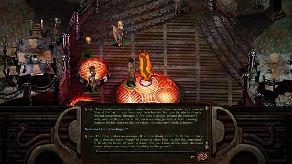 Скриншот №7 к Planescape Torment Enhanced Edition