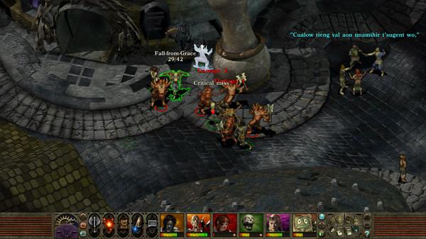 Скриншот №4 к Planescape Torment Enhanced Edition