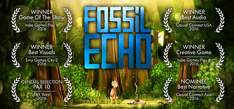 Fossil Echo cover art