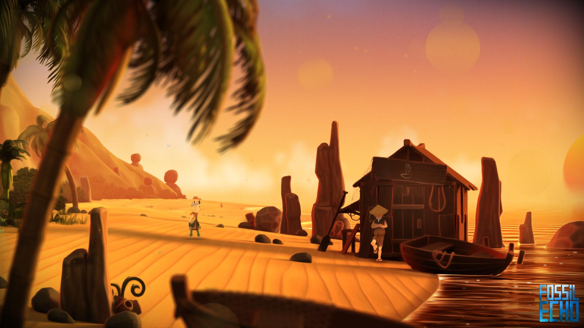 Fossil Echo screenshot 2