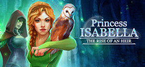 Princess Isabella: The Rise of an Heir cover art