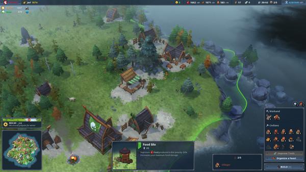 скриншот Northgard 0