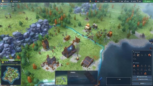скриншот Northgard 8