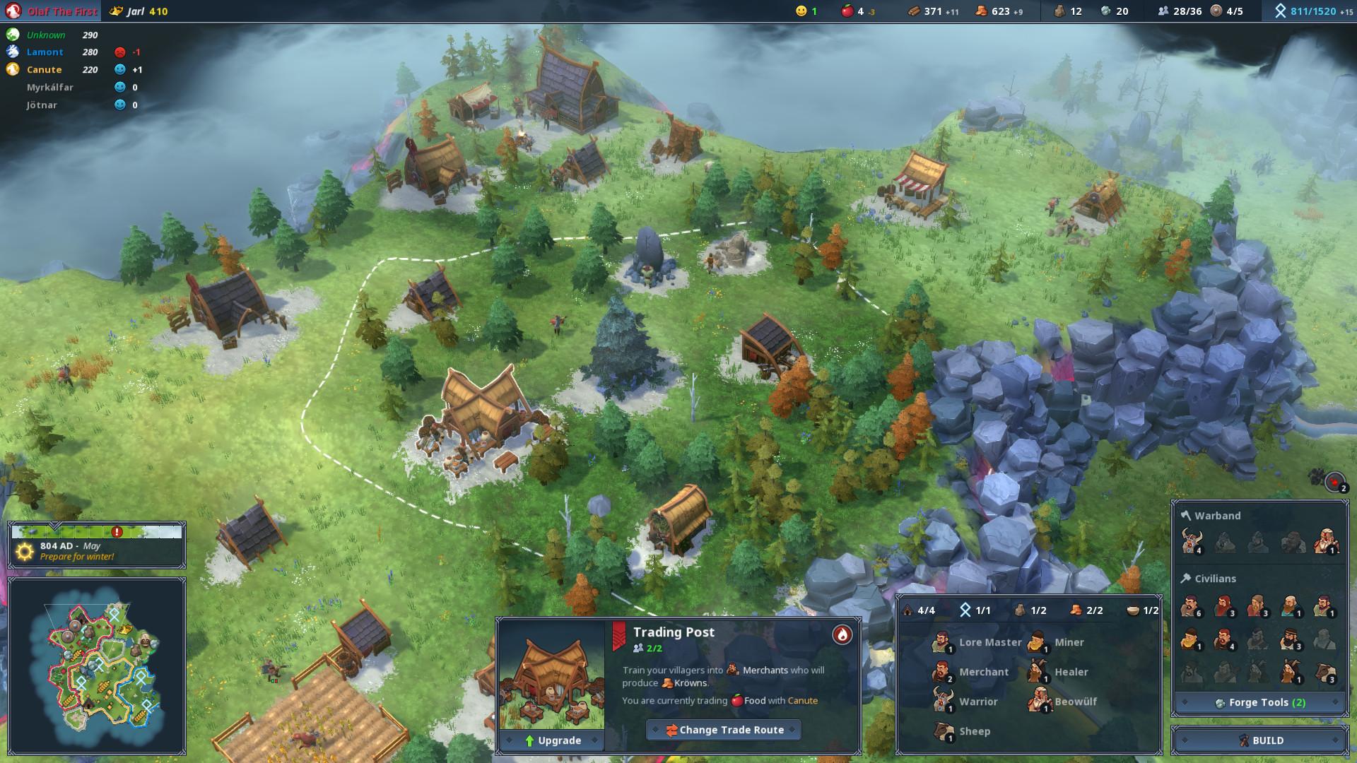 Northgard [2018|Rus|Eng|Multi7]