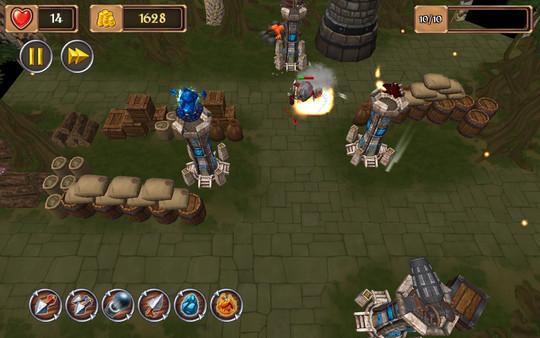 скриншот King's Guard TD 5