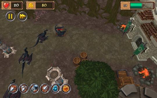 скриншот King's Guard TD 3