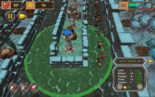 скриншот King's Guard TD 0